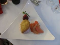 2012 Sportspersons Luncheon   Strawberry semi freddo with shortbread, citrus salad and tarragon  www.gzrsl.com  #food  #events Tapas, Food Events, Daily Specials, Wood Fired Pizza, Shortbread, Strawberry, Meals, Meal, Strawberry Fruit