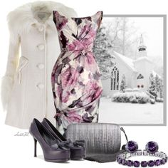 Winter Church Clothing Styles For Women Over 40 (18)