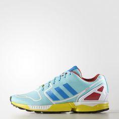 6c28712b7c62 adidas ZX Flux Shoes - Blue