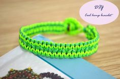 Different types of string bracelets by HellenK