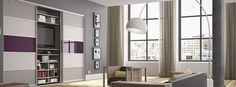 Fitted Wardrobes | Sliderobes | Custom Built Sliding Wardrobes for Bedroom, Living Room, Dormer Rooms, Home Office