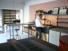 BOFFI kitchen by Patricia Urquola