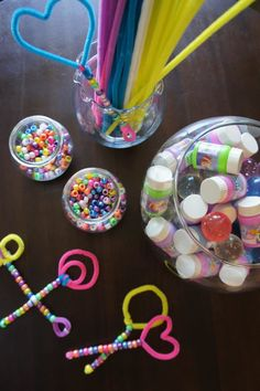 DIY Bubble Wands