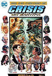 Crisis on Earth X, Part 2 Poster