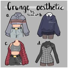 Teen Fashion Outfits, Edgy Outfits, Anime Outfits, Retro Outfits, Grunge Outfits, Cute Casual Outfits, 70s Fashion, Batman Outfits, Fashion Tips