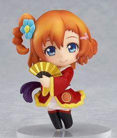 Love Live! The School Idol Movie - Kousaka Honoka - Nendoroid Petit - Nendoroid Petit Love Live!: Angelic Angel Ver. (Good Smile Company)