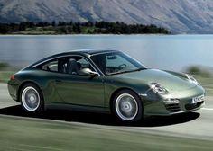 2014 Porsche 911 Targa turbo modell