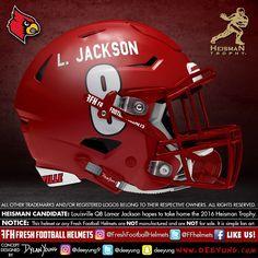 Designer Has Concept Helmets For 43 Of College Football's Top Programs