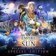 Found Walking On A Dream by Empire Of The Sun with Shazam, have a listen: http://www.shazam.com/discover/track/46731856