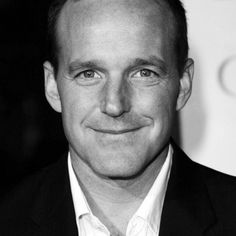 I love his cute and kind smile  #clarkgregg #agentcoulson #sonofcoul #agentsofshield #theavengers #philcoulson #directorcoulson #shield #aos