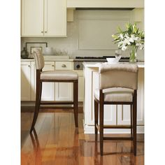 Tower Place Contemporary LaSalle Quickship Counter Stool in Kendall Fabric by Lexington at Baer's Furniture Counter Stools, Bar Stools, Kensington Place, Lexington Furniture, Lexington Home, Home Upgrades, Walnut Veneer, Luxury Living, Accent Decor