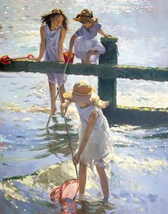 Sherree Valentine Daines... The play of light is just wonderful!