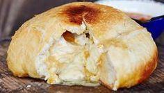 Camembert-brood | Weg