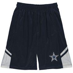fb075662a98 Youth Dallas Cowboys Navy Hardin Mesh Shorts, $19.99 Nfl Gear, Dallas  Cowboys,