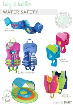 Baby & Toddler Water Safety