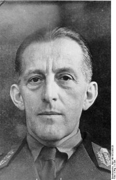 General of Panzertroops Wilhelm Ritter von Thoma, last commanding general of the AfrikaKorps. He was taken POW by the British in November 1942 and was released after the end of the war. He died in 1948 in his hometown of Dachau.