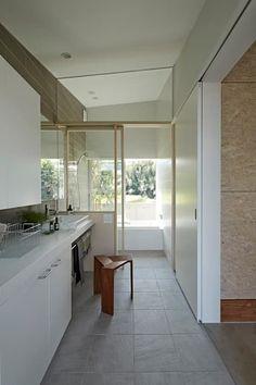 上川原の家: arc-dが手掛けた浴室です。