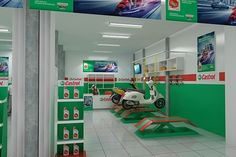 Bengkel castrol on Behance Information Architecture, Autodesk 3ds Max, Dan, Automobile, Behance, Display, Design, Everything, Commercial Shelving