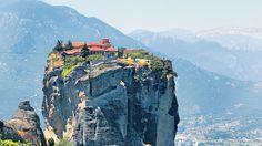 Grèce - Monastères Météores