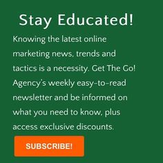 Want a constant flow of #marketing tips on your inbox? Sign up for our newsletter and see current news articles, tips, tricks and our upcoming events! Learn more here: http://ow.ly/SOym6 #socialmediamarketing