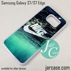 Nike In Water Phone Case for Samsung Galaxy S7 & S7 Edge