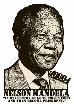 """NELSON MANDELA: MY HERO by chagogago.   in Features Journal : """"Tribute to  Nelson Rolihlahla Mandela 18 July 1918 – 5 December 2013""""  - Art and Quotes -"""