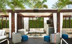Outdoor Cabana Outdoor Beds Outdoor Spaces Beach Cabana Pool Cabana Rooftop & 72 best Cabana \u0026 Outdoor Beds images on Pinterest in 2018 | Outdoor ...