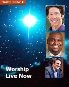 worship online now