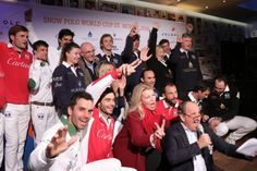 The amazing Snow Polo World Cup will return to Sankt Moritz for a time in late January The world-class event, which has become synonymous with the lu World Cup 2018, Polo, Snow, Club, Sports, Hs Sports, Polos, Sport, Tee