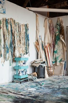 Studio Tour: Kiki Slaughter | Design*Sponge