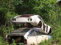 Toyota 2000GT 廃車
