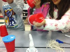 Do you teach sound? Kids SEE that sound is created by vibrations! Wonderful hands on/ inquiry based experiments!