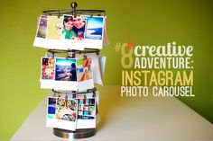 Instagram Prints from Persnickety + A Photo Carousel!