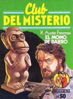 050 - El mono de barro - R. Austin Freeman