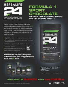 Try the NEWEST meal replacement option of the Herbalife24 line!  Purchase YOURS TODAY! All Herbalife products and nutritional/ beauty/ success advice available from  SABRINA Your Independent Herbalife Distributor since 1994 Helping you enjoy a healthy, active, successful life! Call +12143290702 https://www.goherbalife.com/goherb/
