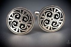 Great cufflinks!