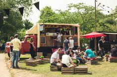 Nieuw foodfestival: Eten op Rolletjes