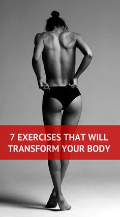 7 Exercises That Will Transform Your Body | Skinny Ben