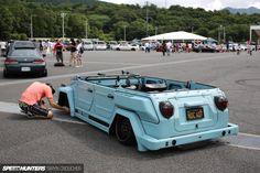 Reign Of Peace: Offset Kings Japan - Speedhunters Volkswagen 181, Porsche 356, Reign, Safari, Transportation, Classic Cars, Audi, Japan, Motors