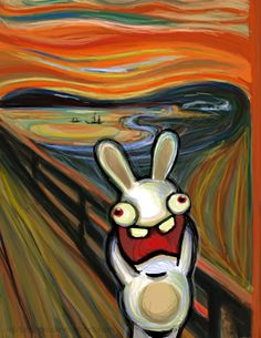 Bunnies Do Scream by *MisterIngo on deviantART
