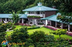 Finca Lerida Hotel and coffee plantation in Boquete, Panama