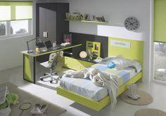 Muebles juveniles - Tribu - Composición 25 (by Muebles Hermida)