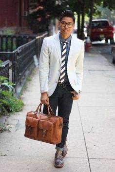 Street style: #mensfashion #menswear #style