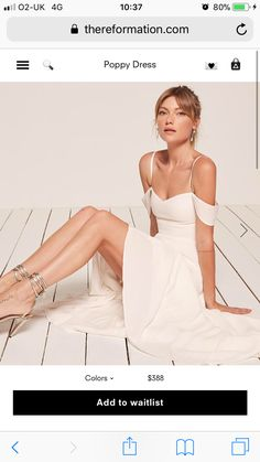 https://www.thereformation.com/products/poppy-dress-ivory