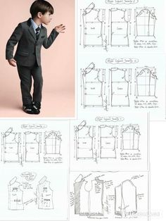Discover thousands of images about Simple Wire Wrap Tree Tutorial Baby Dress Patterns, Kids Patterns, Coat Patterns, Clothing Patterns, Sewing Patterns, Blazer Pattern, Jacket Pattern, Sewing For Kids, Baby Sewing