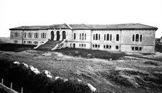 Hospital de Caridad . Avilés 1927.Asturias.