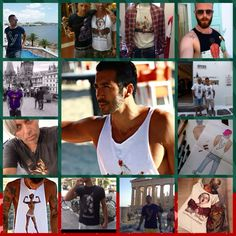 T-Shirt & Tank Top, made in Italy by iacobuccyounes!