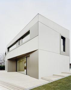 Steimle Architekten, Cityvilla S3, Tübingen, Brigida González