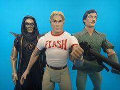 Flash! Aaaaaaah!