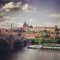 Prague - This is our first major stop on our journey. I cant wait to get some photos up from there and stories to share!